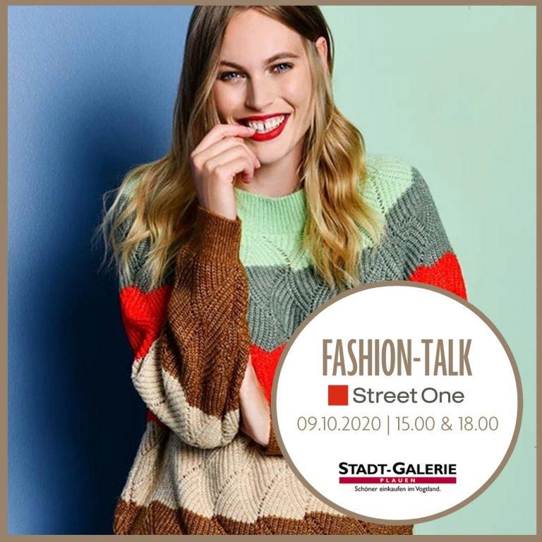 Fashion-Talk am 09.10.2020