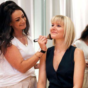 Miss Fischer Erlebnis - Make-Up Beratung