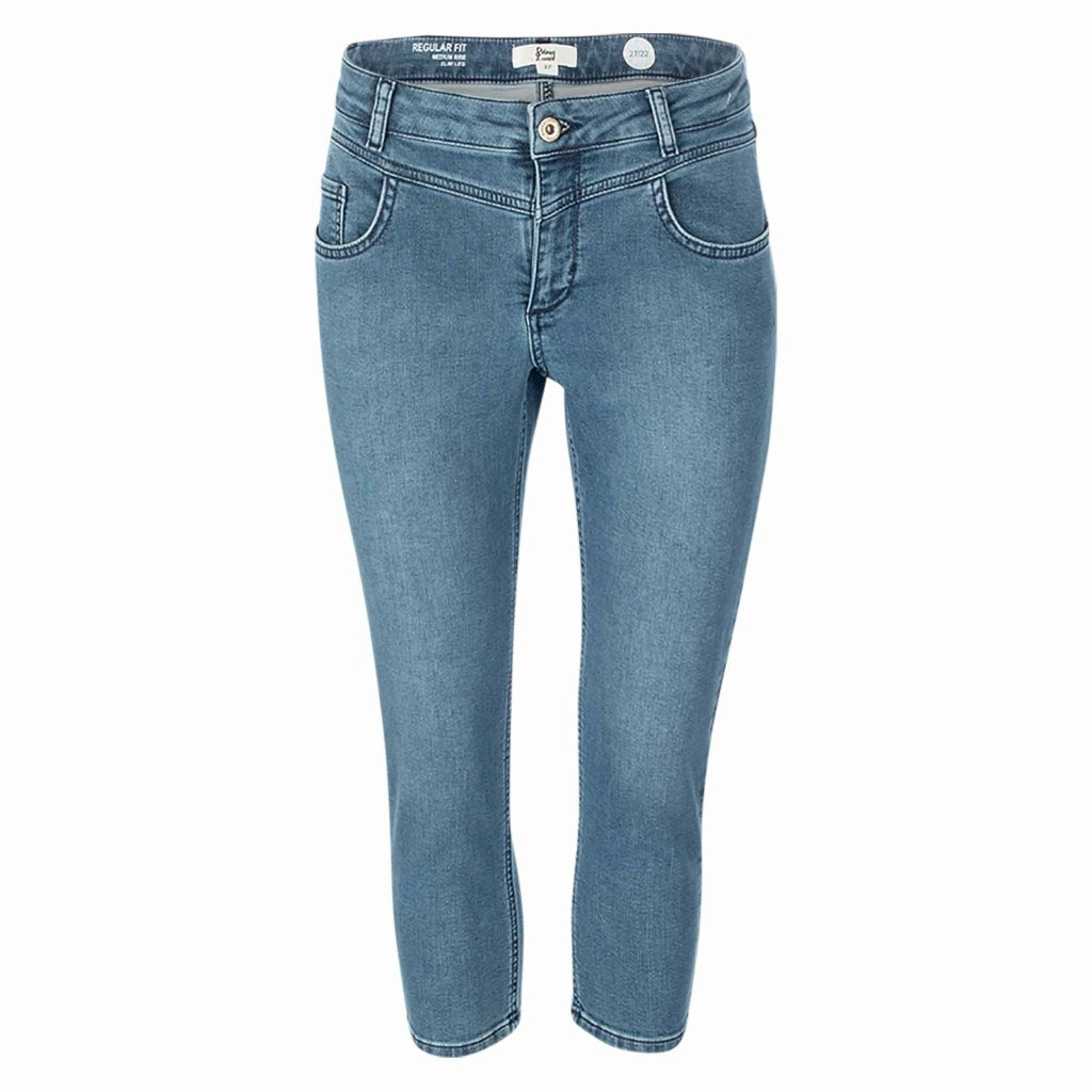 3/4 Jeans, 8 days a week